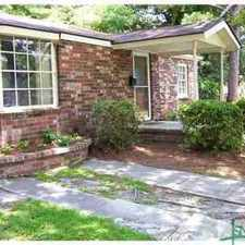 Rental info for 342 Manor Drive Savannah Three BR, Brick solid home in