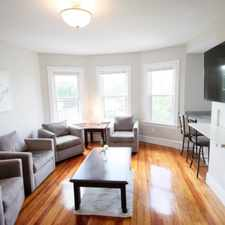 Rental info for $875 Per Bedroom, fully furnished, beautiful, in-unit laundry! in the Providence area