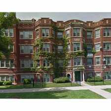 Rental info for 5952 W Superior in the Oak Park area