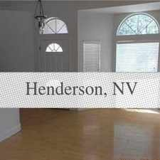 Rental info for House For Rent In Henderson. in the Henderson area