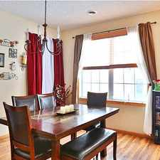 Rental info for Totally Updated End Unit In High Demand Maple G... in the 55311 area