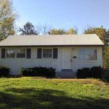 Rental info for Nice 3 Bedroom House With New Flooring And Refr... in the St. Louis area