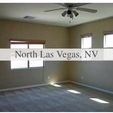 Rental info for Great Spacious N. Las Vegas Home in the North Las Vegas area