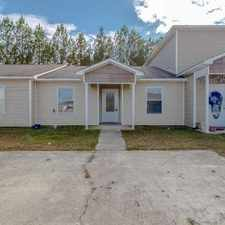 Rental info for Great 3BR Duplex Near DHS in the Biloxi area