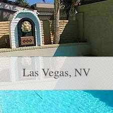 Rental info for Pet Friendly 3+3 House In Las Vegas in the Paradise area