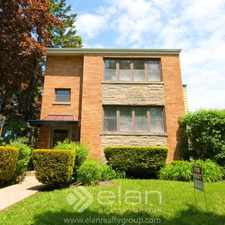 Rental info for 4728 Washington 1 in the 60076 area
