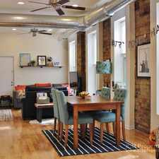 Rental info for 2047 North Hoyne Ave. Apt. in the Chicago area