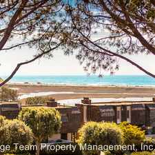 Rental info for 2258 Del Mar Scenic Parkway