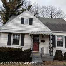 Rental info for 165 St. Matthew Ave in the St. Matthews area