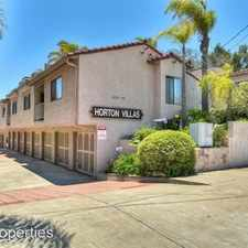 Rental info for 3040 Horton Avenue in the San Diego area