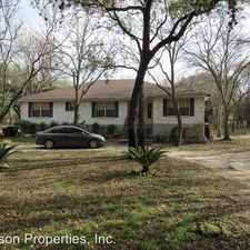 Rental info for 307 Fox Hall Ln in the San Antonio area