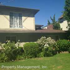 Rental info for 14961 Dickens St # 4 in the Los Angeles area