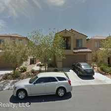 Rental info for 2285 MANOSQUE LANE in the Solera at Anthem area