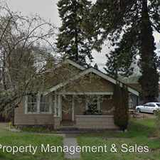 Rental info for 1415 NW 4th St in the Bend area