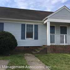 Rental info for 4808 C Hoyle Drive in the Raleigh area