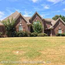 Rental info for 6644 Clingmans Cove in the Memphis area