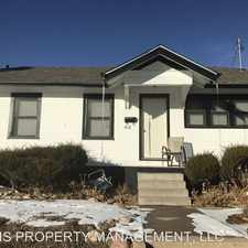 Rental info for 917 22nd Street