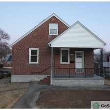 Rental info for Beautifully Renovated Home Equipped with Central Air Finished Basement and Washer & Dryer in the Baltimore area