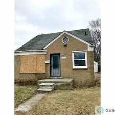 Rental info for Cozy Bungalow on Burgess in the Detroit area