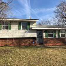 Rental info for Charming Multi Level Home!!! in the Columbus area