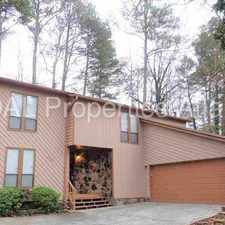 Rental info for Spacious Home on Private Lot! in the Redan area