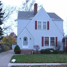 Rental info for 3878 W 134th St in the Cleveland area