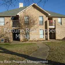 Rental info for 804 Cullum Ave. in the Fort Worth area