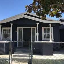 Rental info for 3708 St Andrews Pl in the Los Angeles area