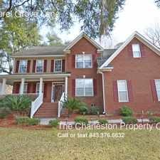 Rental info for 8781 Laurel Grove Lane in the North Charleston area