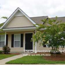 Rental info for 220 Jackson Street in the North Charleston area