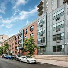 Rental info for 123 River Street #201 in the Jersey City area