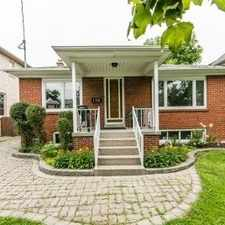 Rental info for 178 Homewood Avenue in the Vaughan area