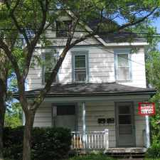 Rental info for 1504 Williamson St
