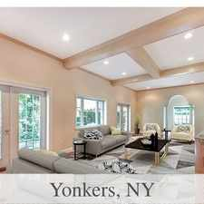 Rental info for Average Rent $5,500 A Month - That's A STEAL. O... in the Yonkers area