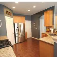 Rental info for Beautiful Townhome In The Desirable Stone Creek... in the Charlotte area
