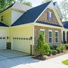 Rental info for Executive Home | 5 Bedrooms | 4. 5 Bath | 3 Car... in the Chapel Hill area