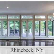 Rental info for House For Rent In Rhinebeck. Washer/Dryer Hookups!
