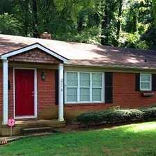 Rental info for AvailableTerrific House Just Outside Uptown! in the Charlotte area