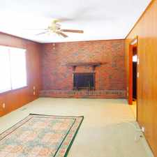 Rental info for Brick Ranch With 3 Bedrooms, 2. 5 Baths