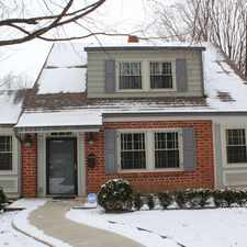 Rental info for 3340 West Coleman Road in the Kansas City area