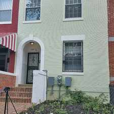 Rental info for 527 9th St. NE #2nd Floor in the Washington D.C. area