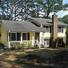 Rental info for Durham Home - Close to Duke- On the Lake near the South Point Mall in the Durham area