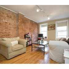 Rental info for 100 Coolidge Ave