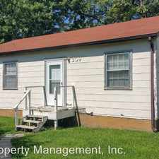 Rental info for 309 Eighth St.