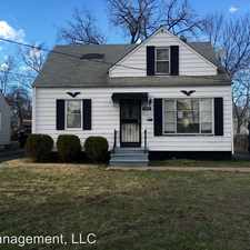 Rental info for 19511 Harvard Ave in the Cleveland area