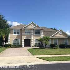 Rental info for 15313 Hayworth Drive in the Winter Garden area