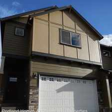 Rental info for 11422 SE Aquila Street