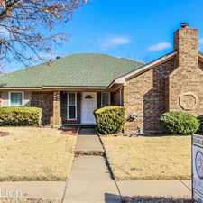 Rental info for 321 Stillmeadow Dr in the Dallas area