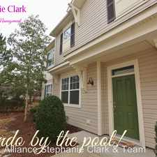 Rental info for 1321 Emsworth Drive in the Virginia Beach area