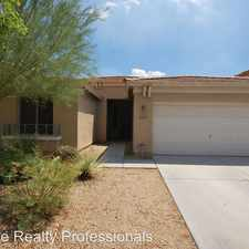 Rental info for 8303 S 23rd Place